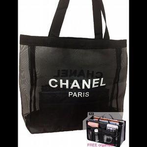 Free Organizer + Chanel VIP Gift Tote Bag